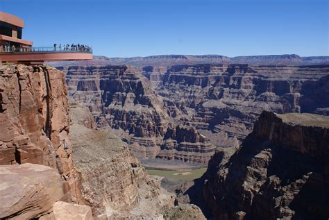 Grand Canyon West Rim by Luxury Limo Van w/Skywalk Tickets