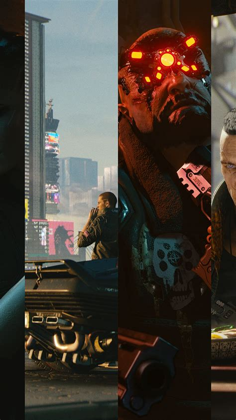 Can't wait for Cyberpunk 2077 so I threw together a 4K