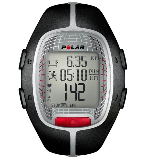 RS300X Sports Watch with GPS & Heart Rate Monitor | Polar