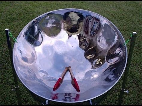 National Symbols of T&T - The Steelpan - YouTube