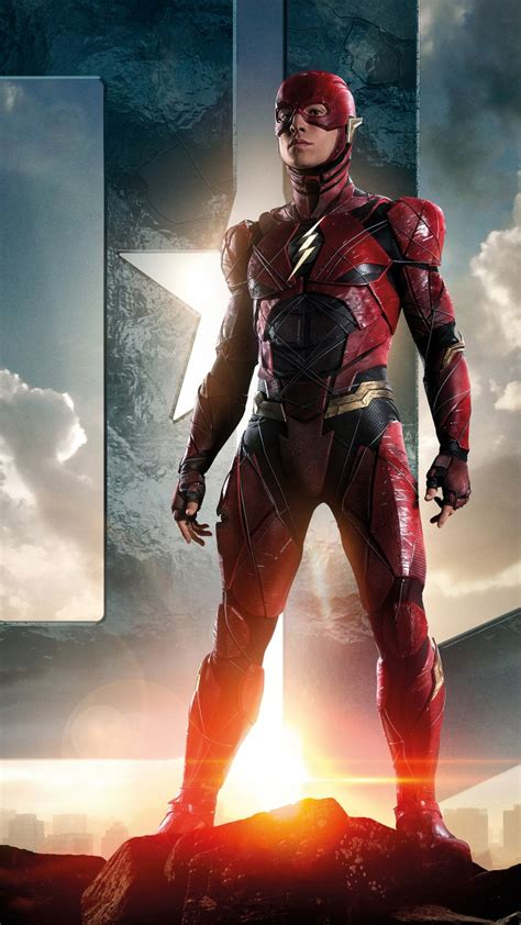 The Flash in Justice League Wallpapers | HD Wallpapers