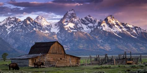 10 Of The Most Beautiful Places In Wyoming
