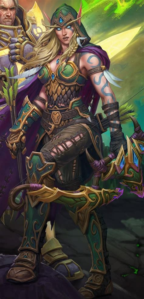 Alleria Windrunner - Wowpedia - Your wiki guide to the