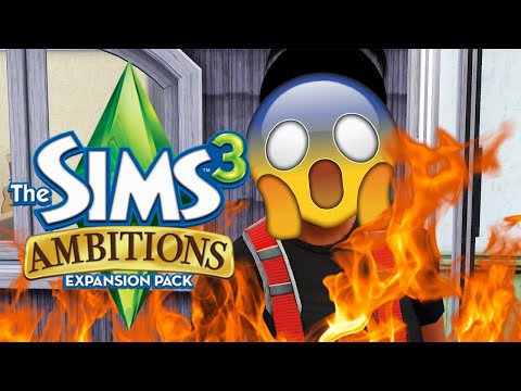 Sims 3 Ambitions Time Machine Clothes - Future - YouTube