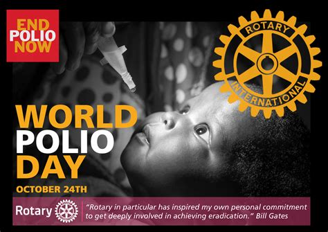 World Polio Day 2018 - National Awareness Days Events