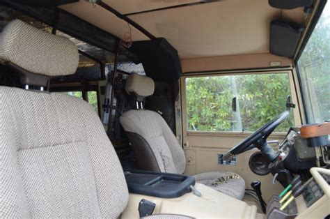 Steyr-Puch Pinzgauer 710K - Hardtop 4x4 with Upgrades for