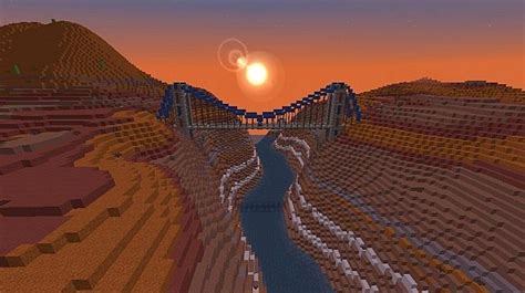 Grand Canyon Adventure Minecraft Project
