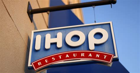 IHOP name change: What does IHOb stand for in IHOP's new