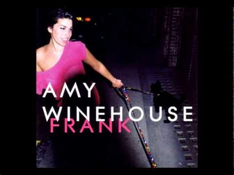 Amy Winehouse - There Is No Greater Love - Frank - YouTube
