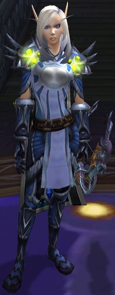 Can blood elves get blue eyes please? - Page 6