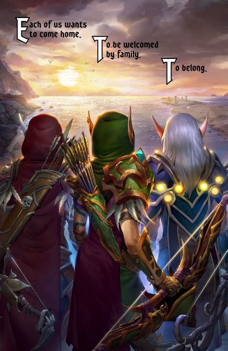 First look: The Reunion of the Windrunner Sisters in WoW